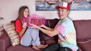 SHOCKING MY GIRLFRIEND WITH A $5,000 BIRTHDAY GIFT! *EMOTIONAL*