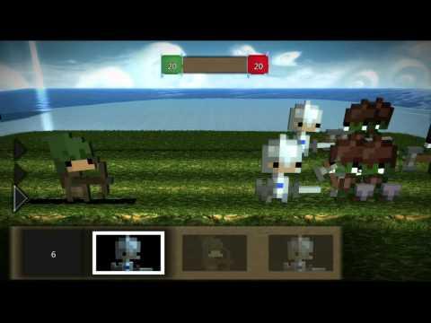 Project Spark Game Teaser: Pixel Kingdom