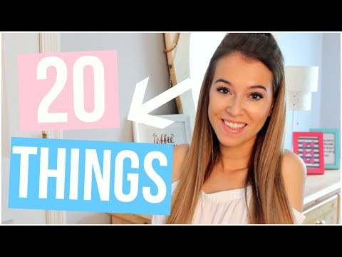 20 MORE Things I Wish I Knew Before My Freshman Year of College!