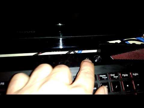 LENOVO Y50-Y70 BIOS Jak wejść do biosu w Laptopie Lenovo Y50 Y70