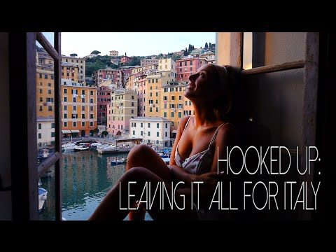 Leaving it all for Italy – HOOKED UP with Kylie Flavell – Episode 4