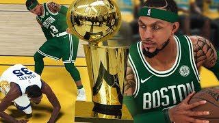 NBA 2K18 MyCAREER NBA Finals Pt.2 - ENDED KD