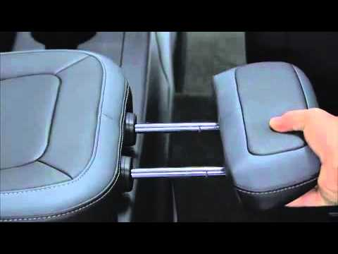 2016 Chevrolet Colorado How To Install Child Safety Seats