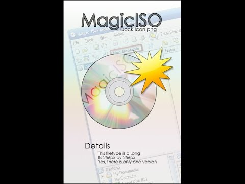 How to Download & Install Magic ISO with Registration