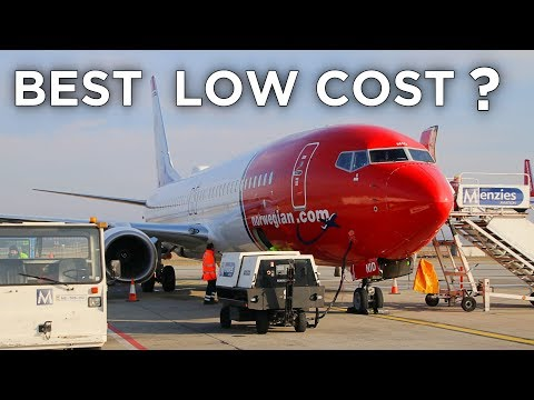 Is This Europe's Best Low-Cost Airline? Norwegian 737-800 Flight Review | Stockholm - Budapest!