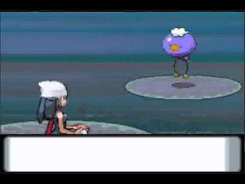Pokemon - Diamond: Drifloon