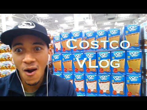 Buying BodyBuilding Foods in Bulk at Costco !