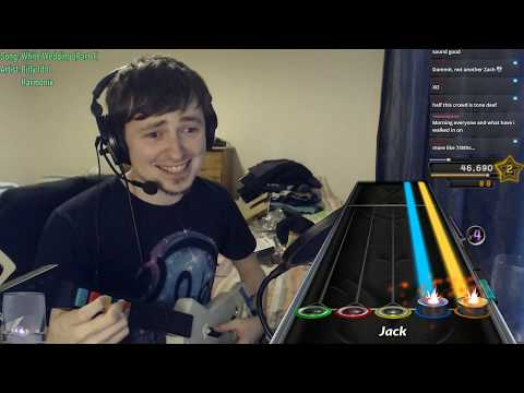 White Wedding but Billy Idol lets the crowd sing | Clone Hero