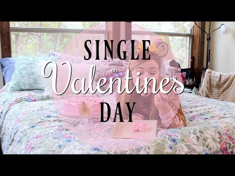 How To Be Single On Valentines Day | Elise Ever After