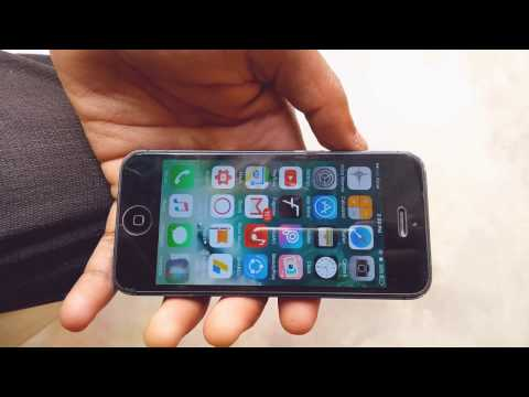 How to get 4g in iphone 5 easily (💯 % working)