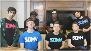 SIDEMEN FACE PAINTING CHALLENGE