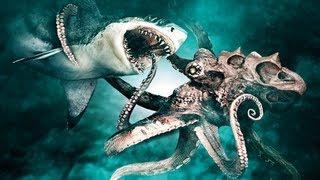 Mega Shark vs Giant Octopus - Original Trailer by Film&Clips
