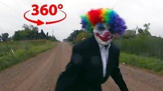 360 Creepy Clown | VR Horror Experience
