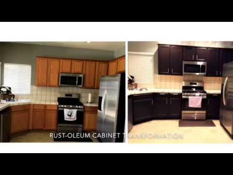 DIY: Kitchen transformation I Rust-Oleum Transformations I under $150