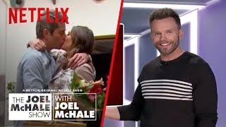 The Bachelor Moan-Kissing Montage   Joel McHale Show   Netflix