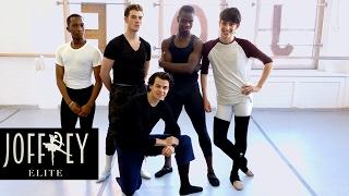 Ballet Boys | JOFFREY ELITE EP 4