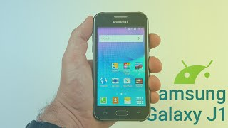 Samsung Galaxy J1 recensione ita da TuttoAndroid.net