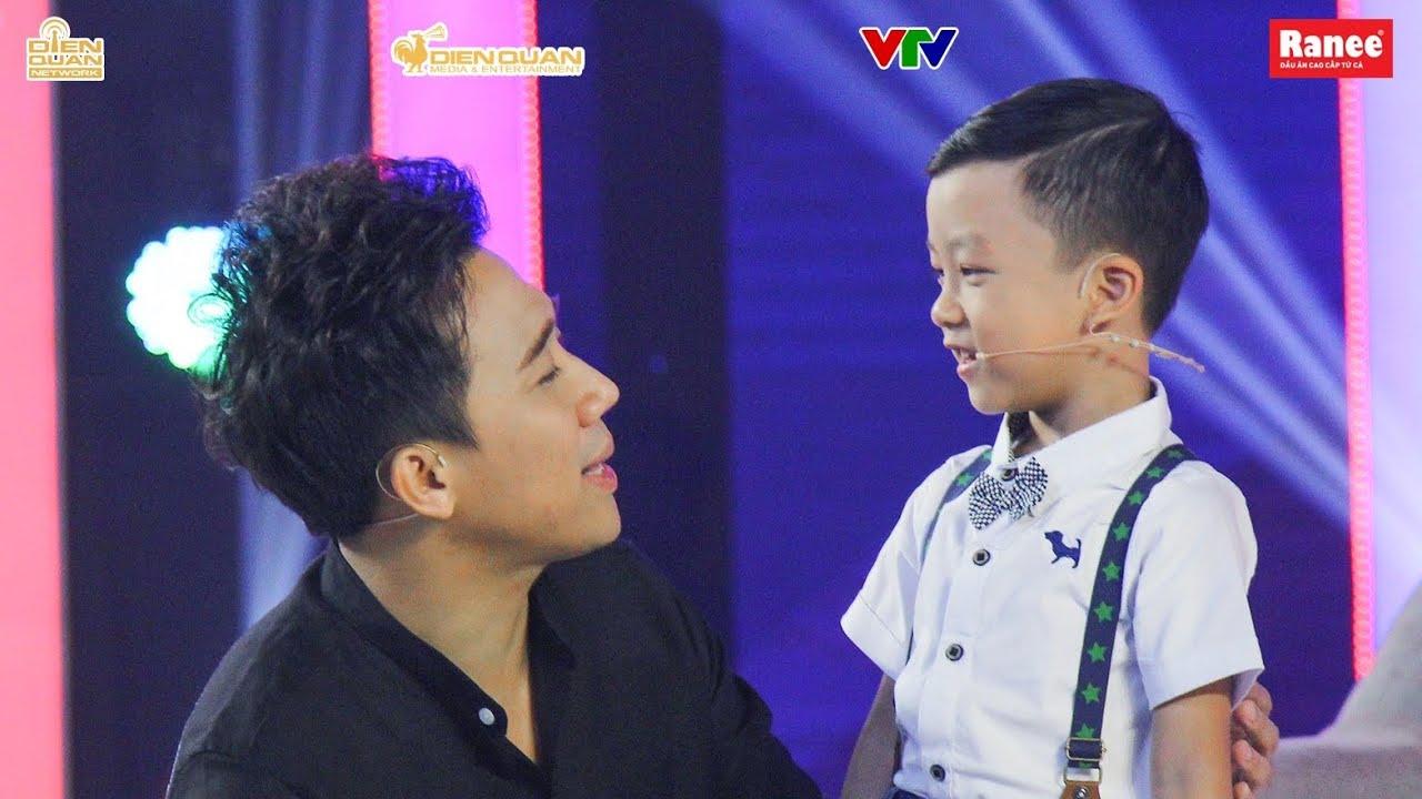 """Bé 6 Tuổi """"BIỆT TÀI TÍ HON"""" 🔹 Đối đáp tiếng Anh với MC TRẤN THÀNH siêu đỉnh"""