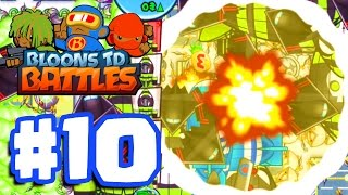 Bloons Tower Defence 6 - World First Gameplay! - BTD 6
