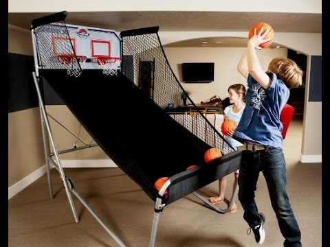 Indoor Arcade Basketball Game | LIMITED OFFER SAVE 39% NOW