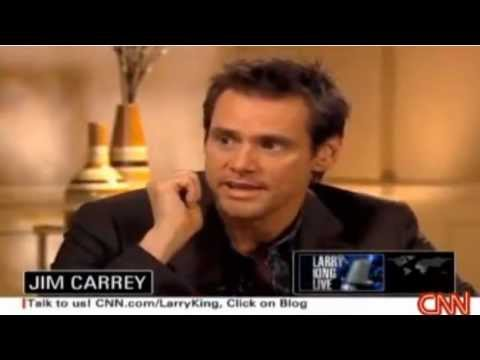 Jim Carrey Speaks About 5 HTP With Larry King