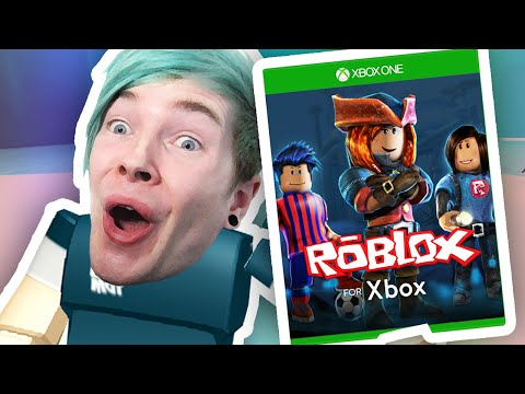 ROBLOX ON XBOX!!