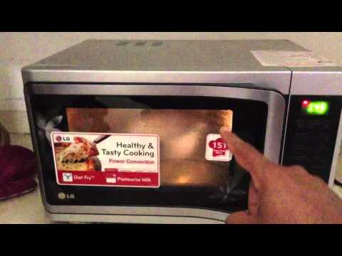 How to clean microwave easily Hindi