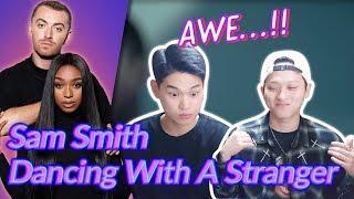 K-pop Artist Reaction] Sam Smith, Normani - Dancing With A Stranger
