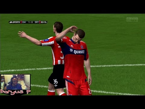 FIFA 14 Player Career Mode - The Header Cheddar