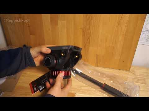 Unboxing Manfrotto Bogen 502 Video Tripod Head MVH502AH - What's in the box?