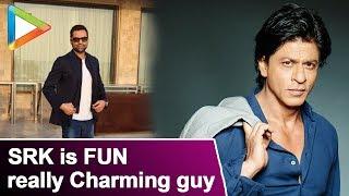 "Rapid Fire:""SRK is FUN, really charming guy"": Abhay Deol   Nanu Ki Jaanu"