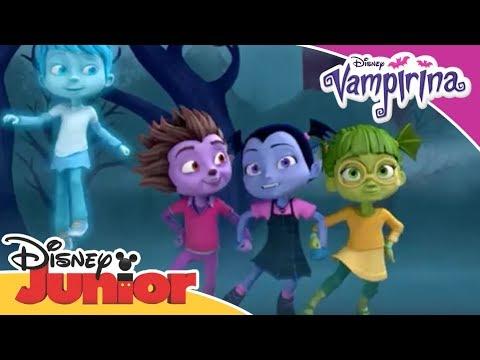 Vampirina: Compilado Musical | Disney Junior Oficial