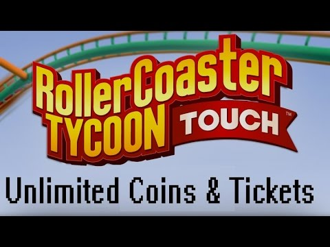 RollerCoaster Tycoon Touch Hack 2017 (Root Method)