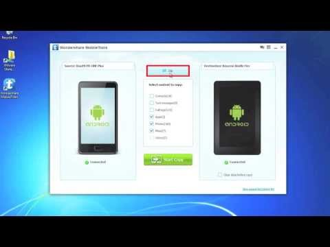 Android to Galaxy Tablet Data transfer : How to Sync data from Android Phone to Android Tablet