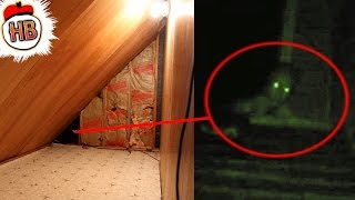 11 Creepiest Secret Rooms Found In Homes