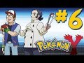 PokéPlay: Pokémon Y - Part 6 - Fine Dining (& Breathing)