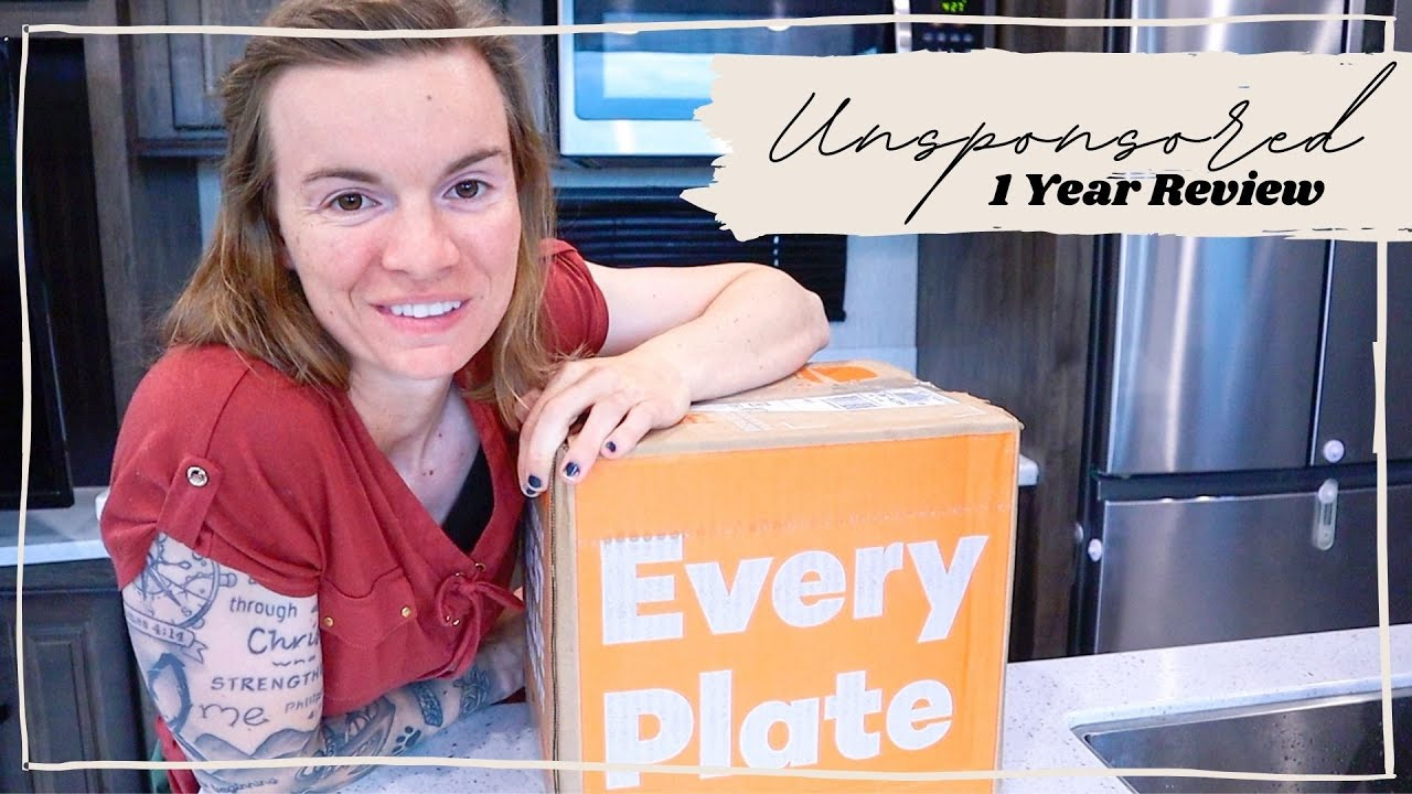 Unsponsored Every Plate 1 Year Review - Meal Delivery Service - Honest Opinion // This Faithful Home