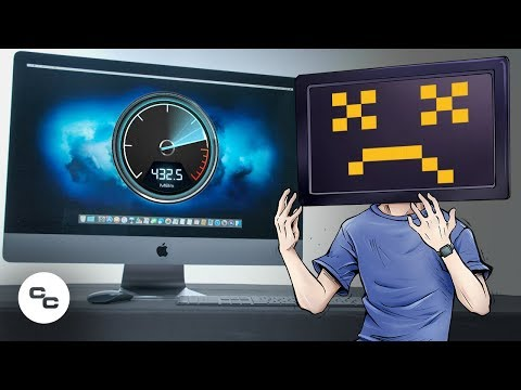 Is the iMac Pro Actually Fast? (Speed Test) - Krazy Ken's Tech Misadventures