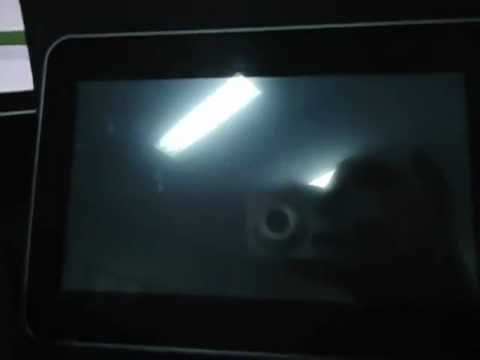 Android Tablet Boot Problem
