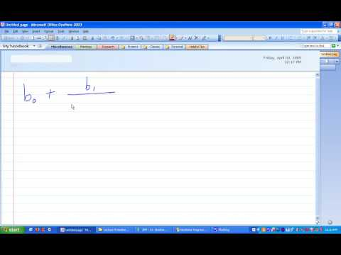 Nonlinear Regression Open Office