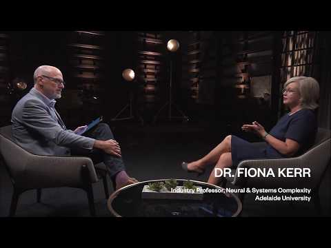 Think Tank by Adobe: Dr. Fiona Kerr Interview [Clip]