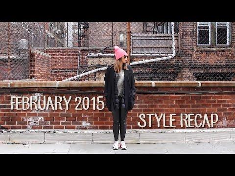 February 2015 Lookbook    Sunshine Carreon