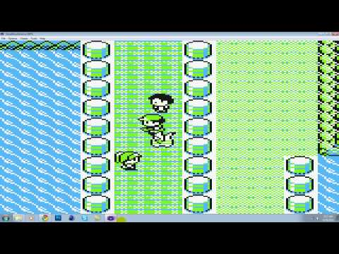 How to catch Mew in Pokemon Yellow (Without Cheats)