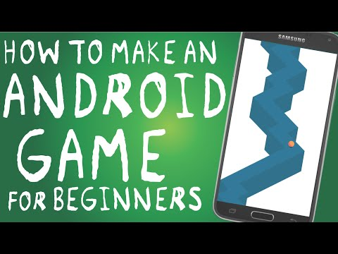 How to make an Android App ZigZag Beginners Guide | Java and Eclipse PART 1