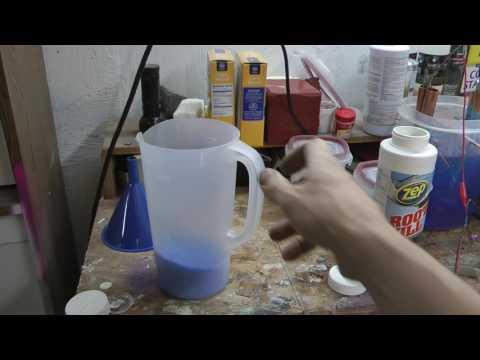 Making copper electroforming / electroplating bath