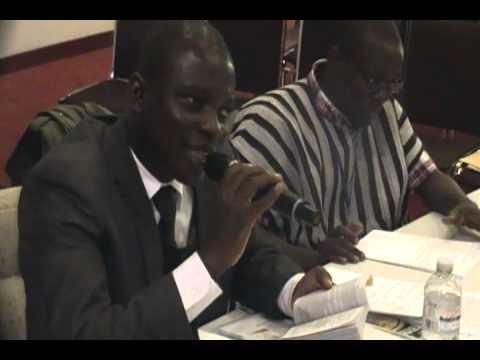 Ghana In Toronto - Ghanaian Canadian - Ghana's Constitution Reform Town-hall - 2