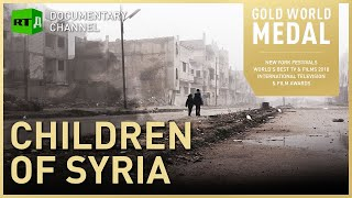 Growing up with War: Children of Syria. The tragedy of kids who have never known peace.