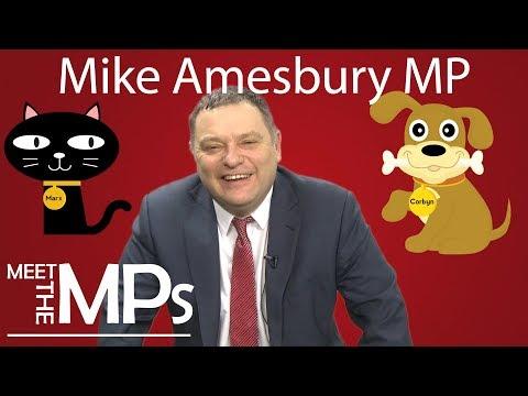 E30: Mike Amesbury MP - #MeetTheMPs