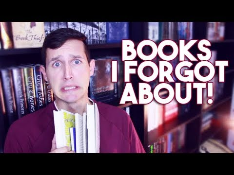 5 BOOKS I FORGOT ABOUT!