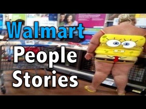 Top 15 True FUNNY Walmart People Stories